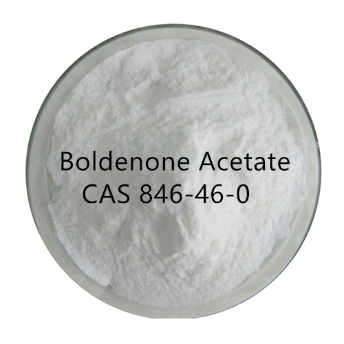 Boldenone Acetate CAS 846-46-0 Muscle Growth Steroids