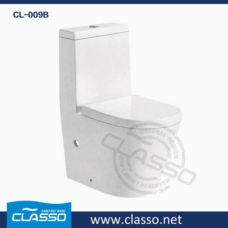 Hot sale washdown toilet new design 4-inch one piece closet CL-009B