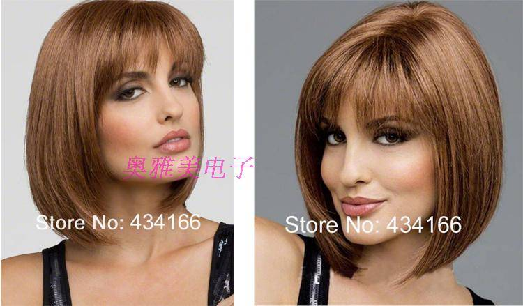 2014 new High Quality Heat Resistant Synthetic Hair Wigs body deep loose natural wave straight
