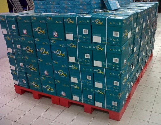 Copy papers, A4 size copy papers, PaperOne, Double A 70,75,80GSM