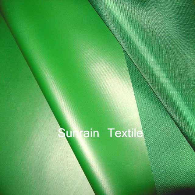 Waterproof Coated Polyester Oxford Fabric