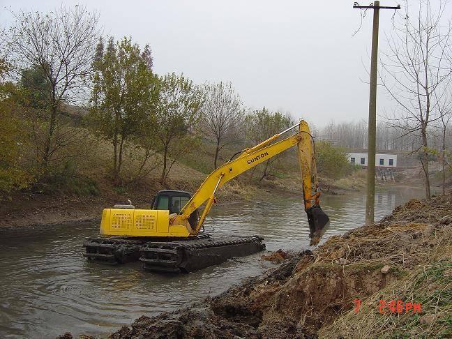 Sell Swamp Excavators