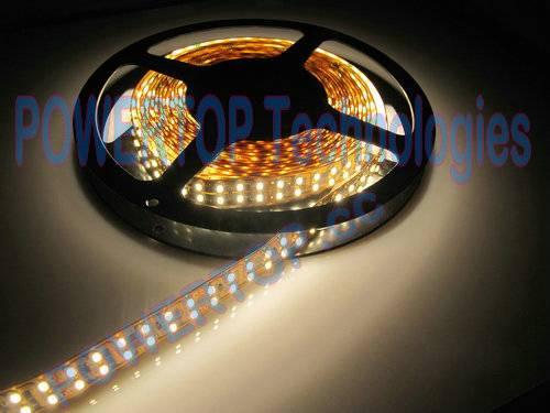 240 LEDs per meter SMD3528 LED Strip Lights
