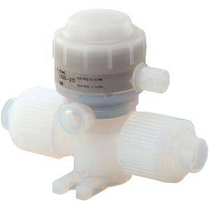 SMC High Purity Air Operated Chemical Valve