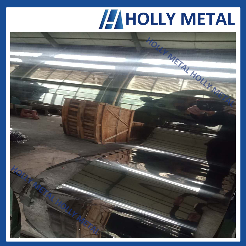 Cold Rolled Stainless Steel Coil Roll Strip Grade 410
