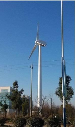 100KW wind turbine on hot sales
