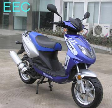 sell 125cc scooter with EEC, KM125ES-1ZW(B)
