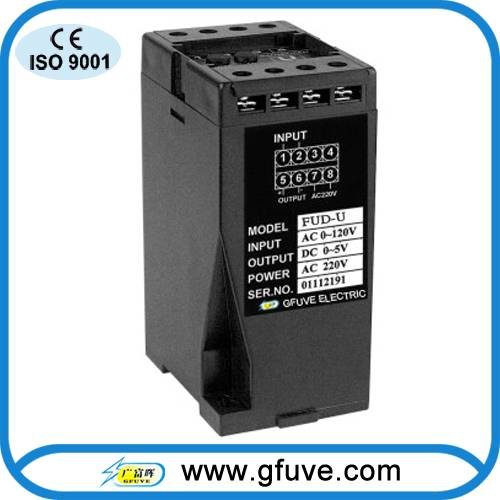 single phase current/voltage transducer
