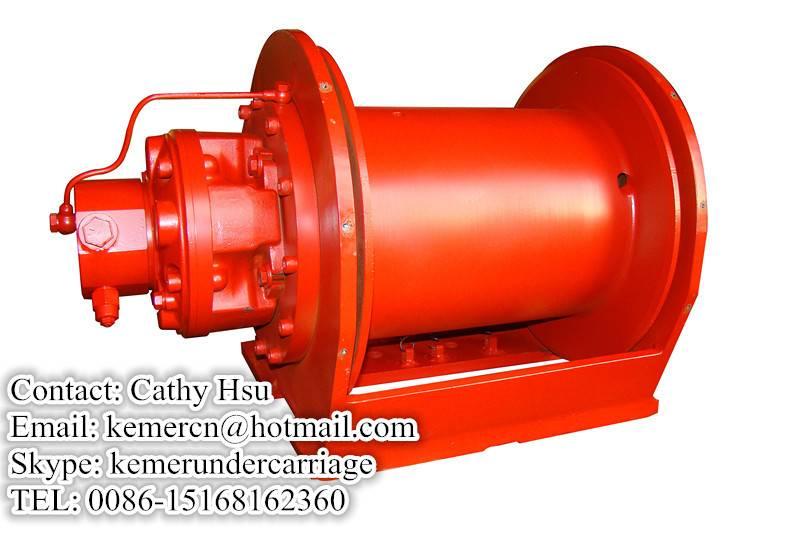 1 ton-50 ton hydraulic winch manufacturer (GW series)