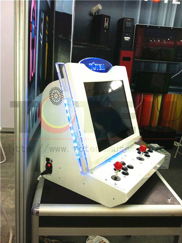19 inch Mini Bartop Classic Arcade Game Machine With Pandora Box 3