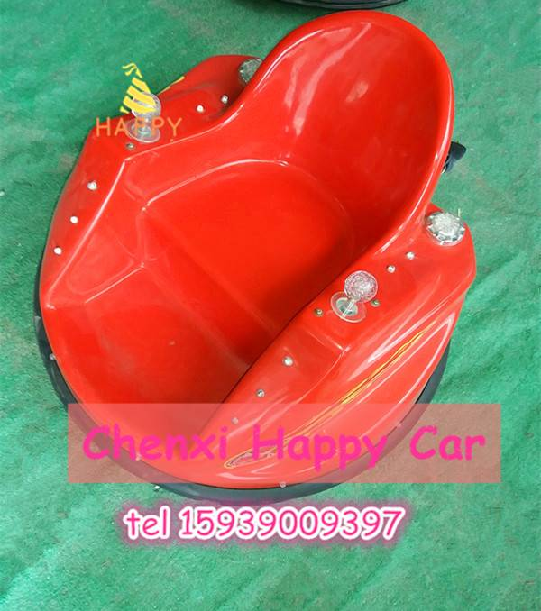 Amusement Park Ride, Battery Bumper Car, UFO Bumper Car