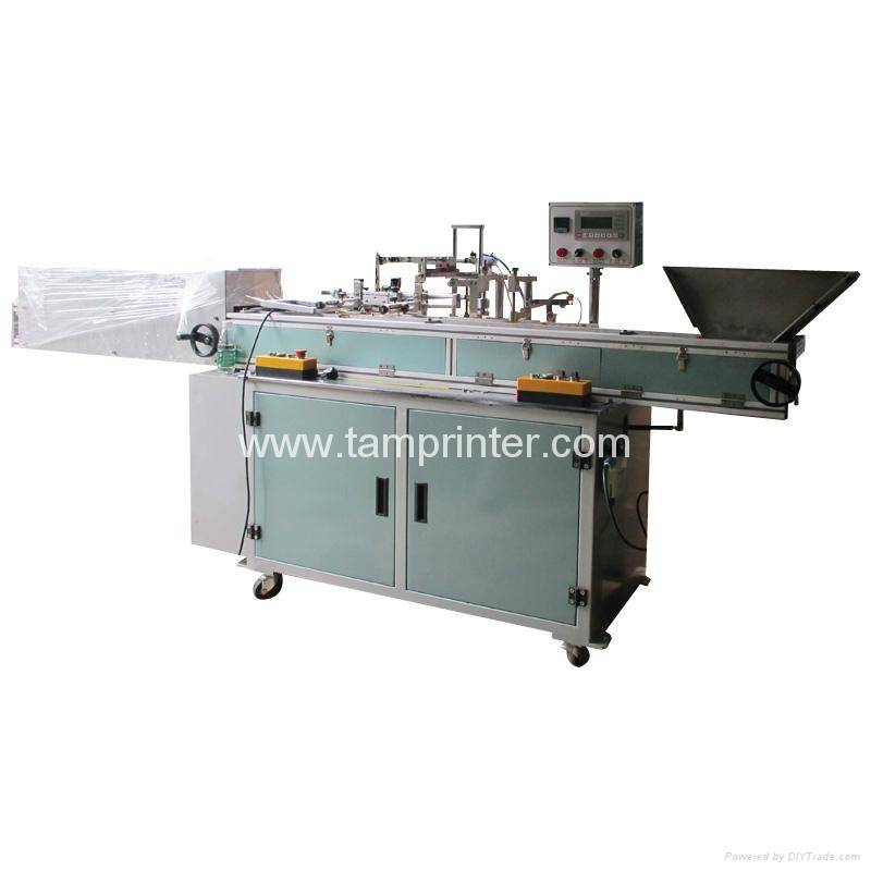 Tam-Zl Automatic Loading and Unloading Flat and Round Candle Pen Printing Machine