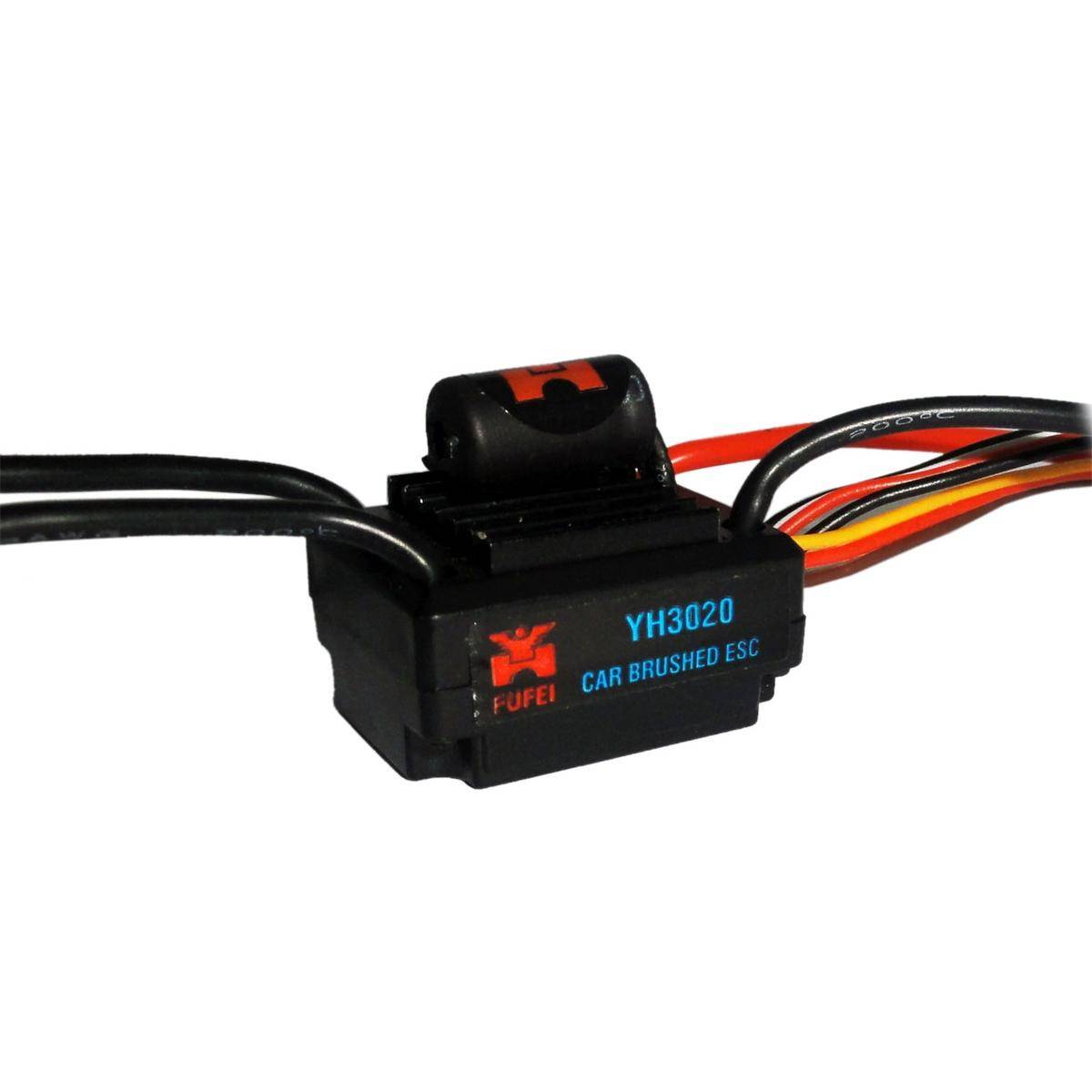 20a brushed esc for rc brushed motor airplane