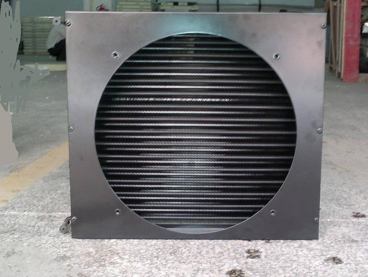 Air Cold condensers CA-17/60