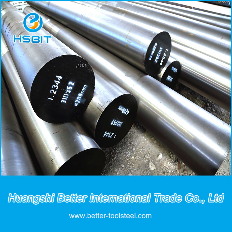 Hot Working Steel Round Tool Steel AISI H13/1.2344
