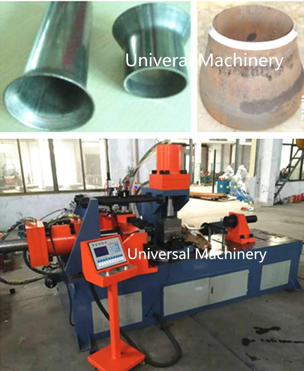 China Factory price big capacity Tube Swaging Machine