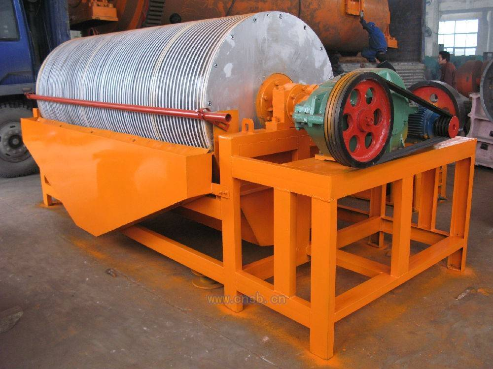 new type magnetic separator
