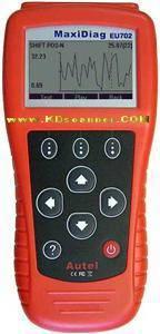 MaxiDiag EU702 code reader auto parts scanner diagnostic launch x431 code reader scanner