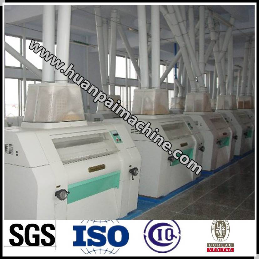 full automatic wheat flour milling machine