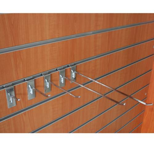 MDF Slot board From Rongye Industry China shopfitting supplier
