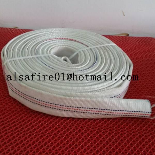 fire hose, fire fighting hose, used fire hose, pvc fire hose