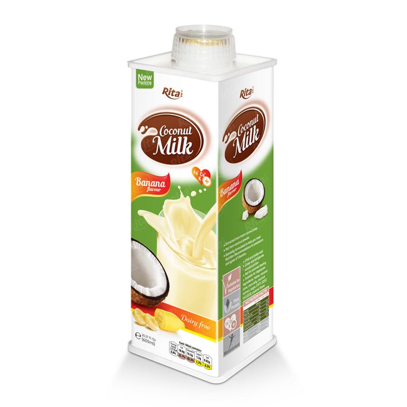 wholesale Coconut Milk Original 600ml