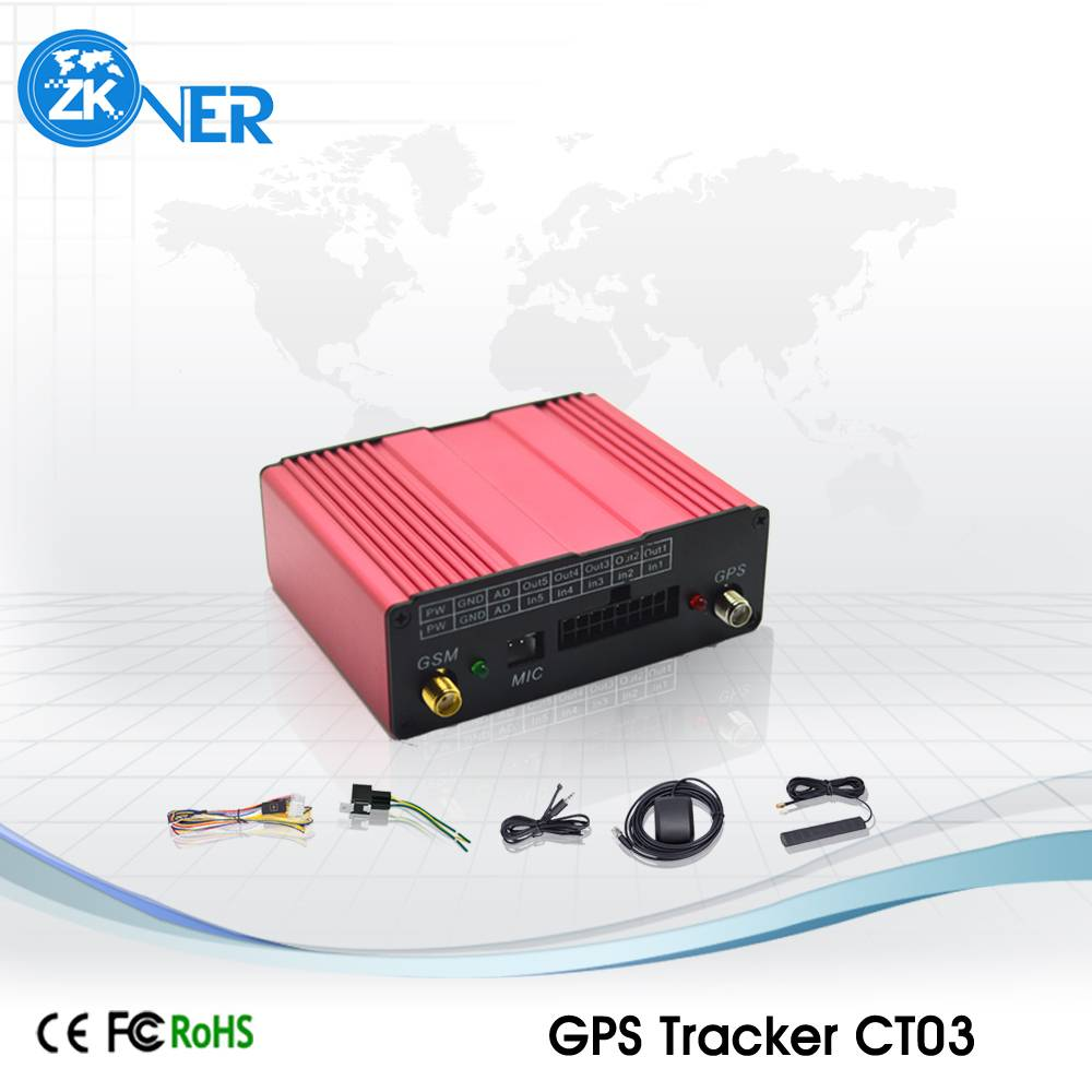 GPS car tracker CT03