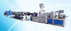 plastic pipe machine-PVC pipe production line
