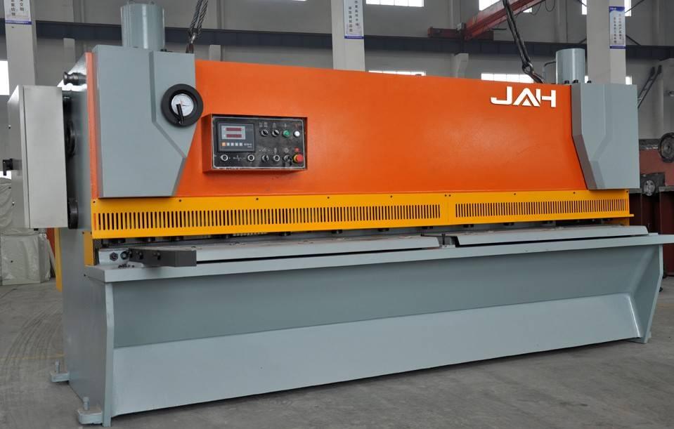 hydraulic guillotine shearing machine QC11Y-25x2500