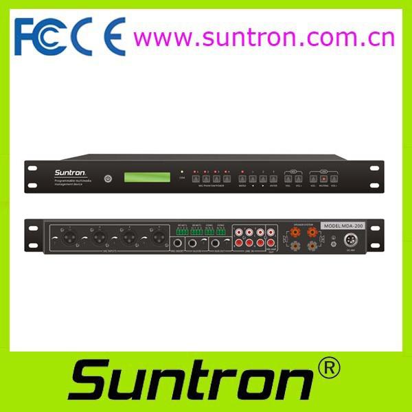 Suntron MDA Series Programmable Multimedia Central Controller