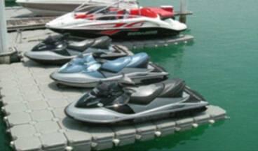 Motorboat Dock