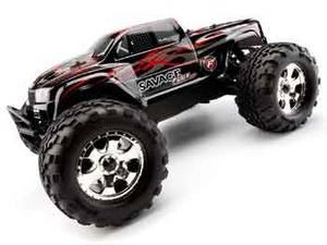 Savage Flux R/C Brushless 4WD RTR Monster Truck
