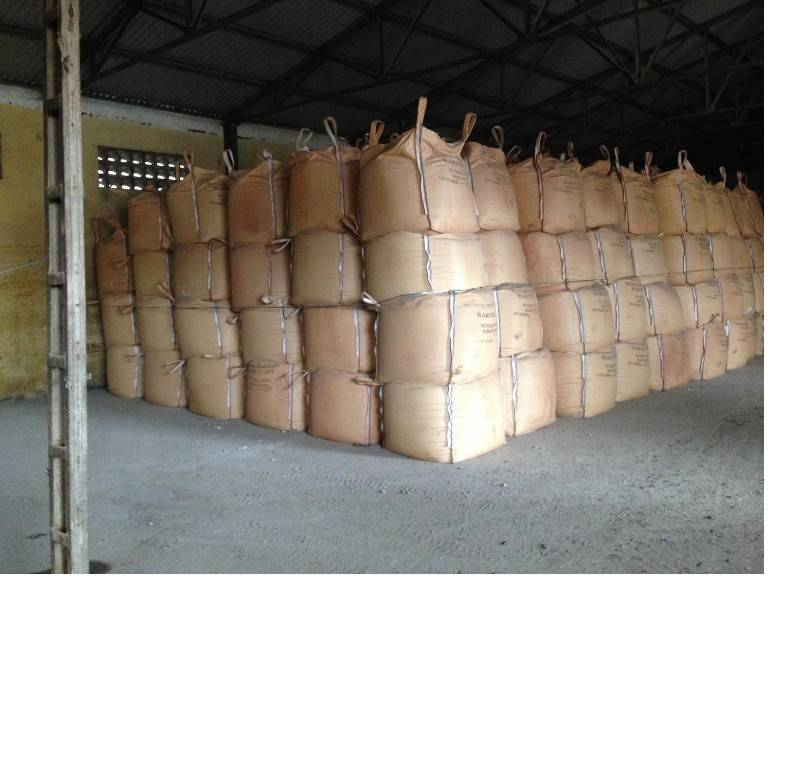 Barite Powder for drilling mud BaSO4