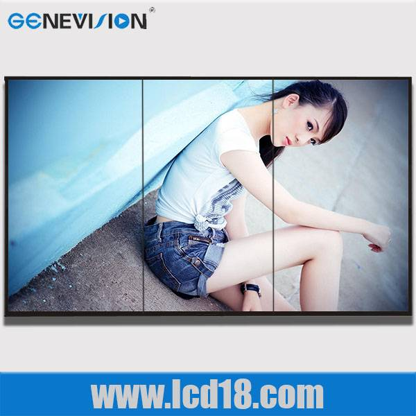 55 inch LCD video wall with orignal panel