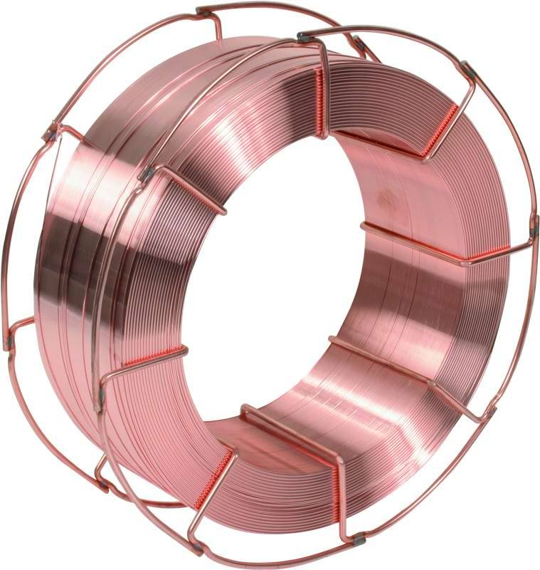 mig welding wire AWS ER70S-6/SG2/ JIS YGW12 / BS A18/ EN G3Si1 manufacture from China