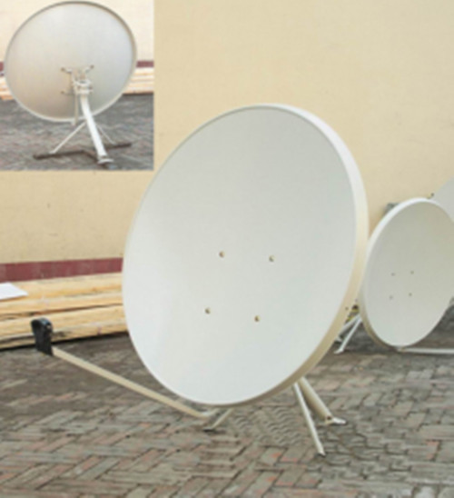 Ku Band 90cm Satellite Dish Antenna with 40.32dBi Gain
