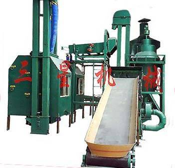 waste pcb recycling equipment