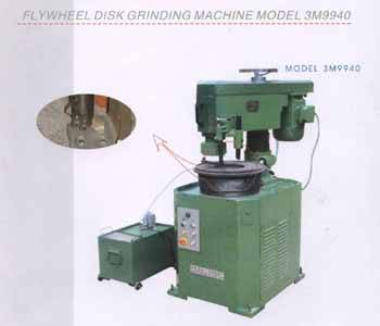 flywheel & clutch plate grinding machine 3M9940