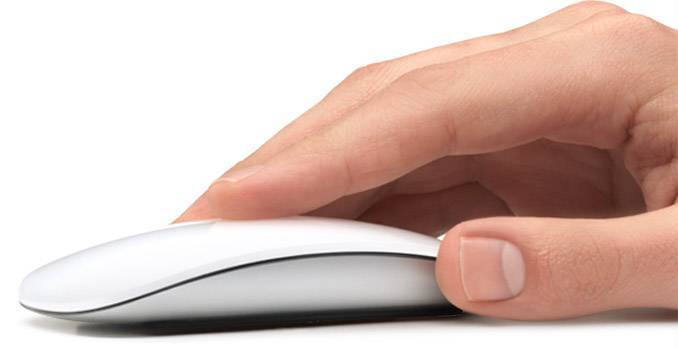 Apple Magic Mouse Wireless touch mouse