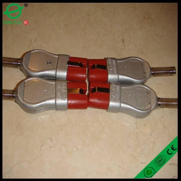 female aluminium shell high temperature plug