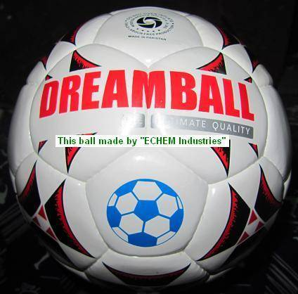 We offer Match ball (Professional Quality ) Soccerball/Football