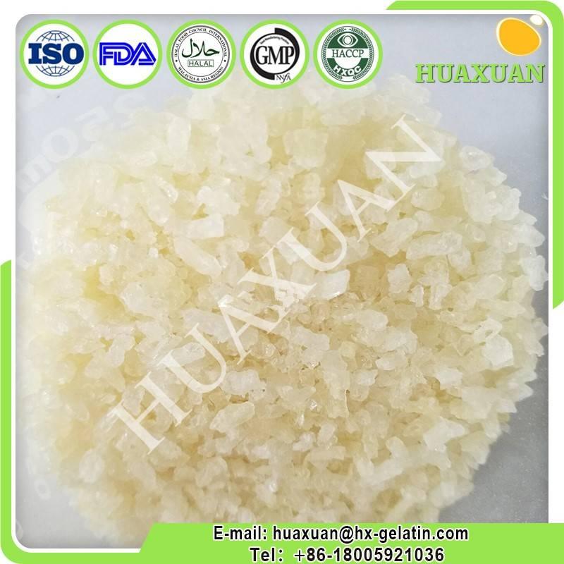 China halal pharmaceutical grade gelatin for capsules