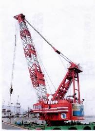 sell lifting 400t crane barge