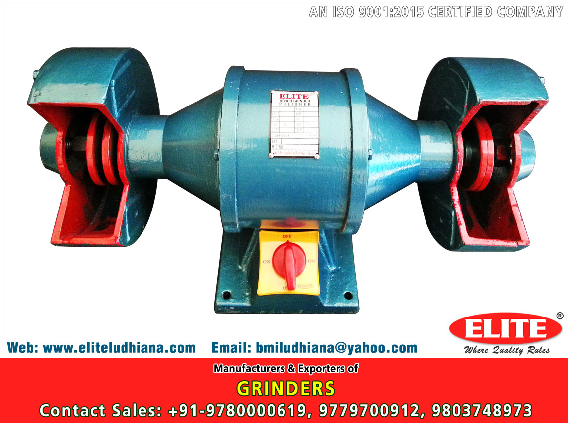 Bench Grinders & Bench Polishers