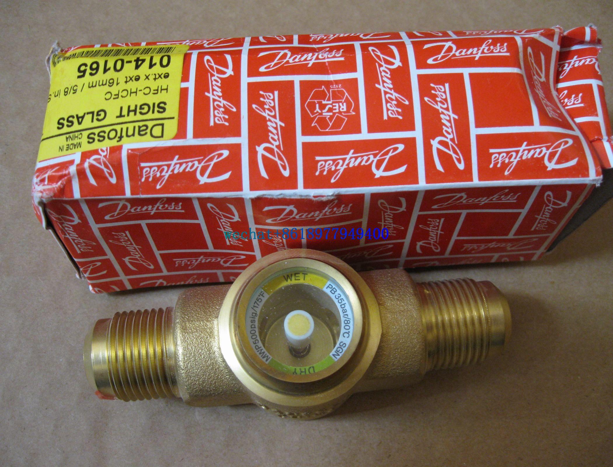 Types SGI6-10S/SGN12-16-22S Danfoss Sight glass