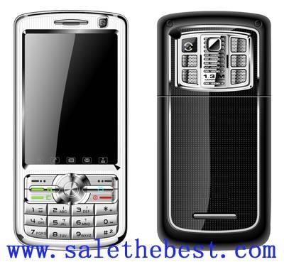 GSM+CDMA dual card, MP4, TV phone(GC669) wholesale