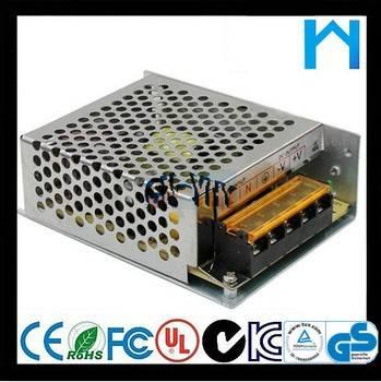 36w 24v 1.5a Single Output AC-DC Enclosed Power Supply