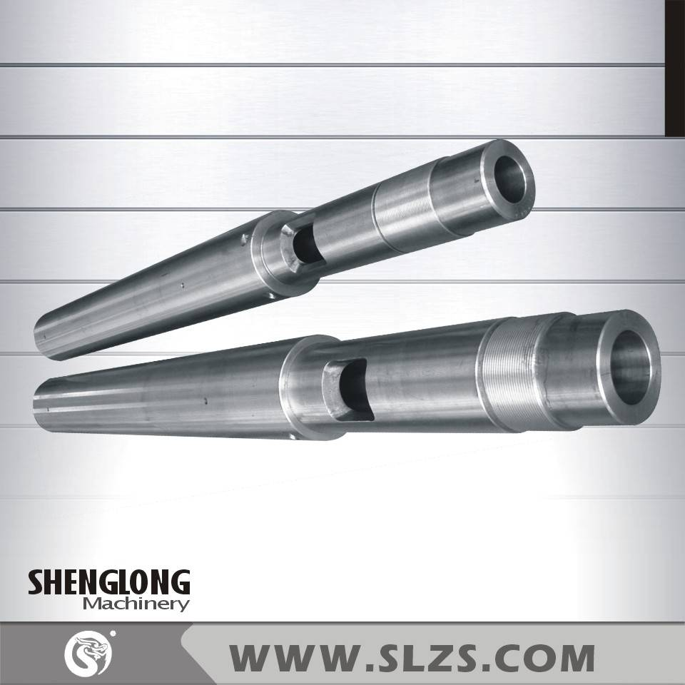 single screw and barrel for injrction machine