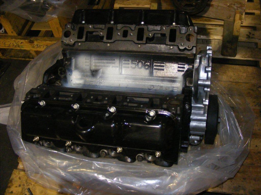 New GM 6.5 Diesel Engine
