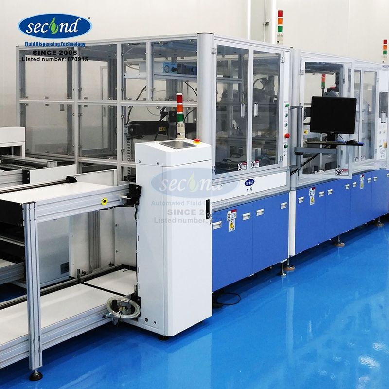 Hydrogen fuel cell bipolar plate making system